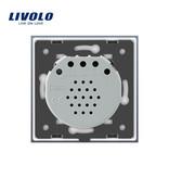 Design Touch Timer Schalter | unipolar | 1-polig | 1 Fach