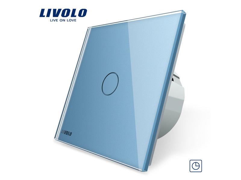 Livolo Design Touch Timer Schalter | unipolar | 1-polig | 1 Fach