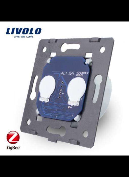 Livolo Module | Touch Schakelaar | Serie  | Tweepolig | Zigbee