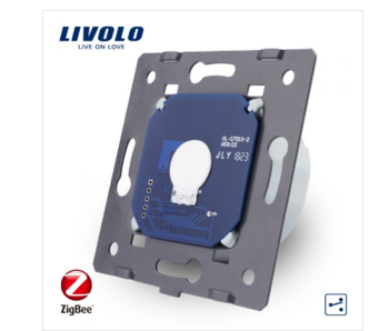 Livolo Module | Touch Switch | 1 Gang 2 Way | Zigbee