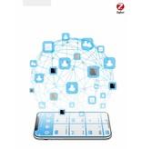 Design Touch Schakelaar Module | Serie  | Tweepolig | Wissel | 1-Raams | Zigbee | Smart Home