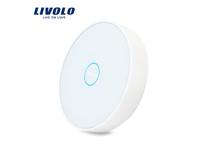 Livolo Design Türklingel | Kabelloser Sender und Empfänger