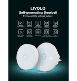 Livolo Design Deurbel | Draadloze Zender en Ontvanger Set