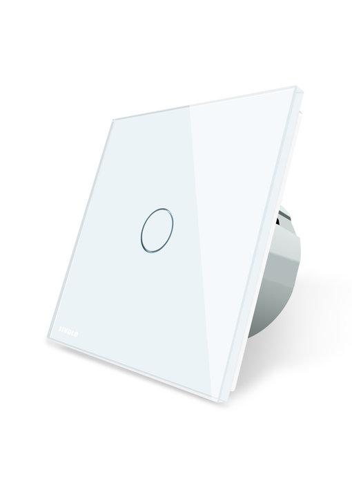 Livolo Touch Schakelaar | Enkelpolig | Fibaro