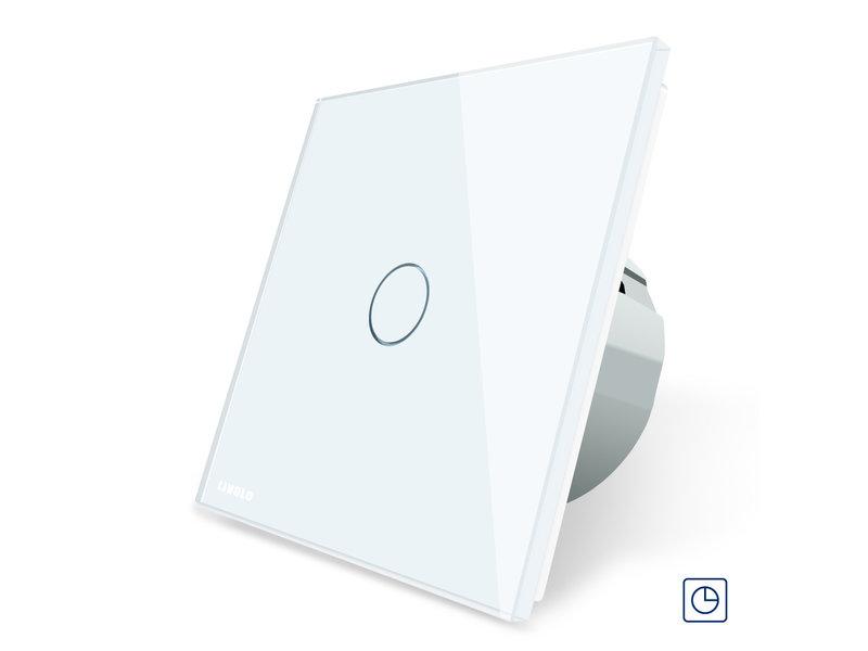 Design Touch Timer Schakelaar | Enkelpolig | 1-polig
