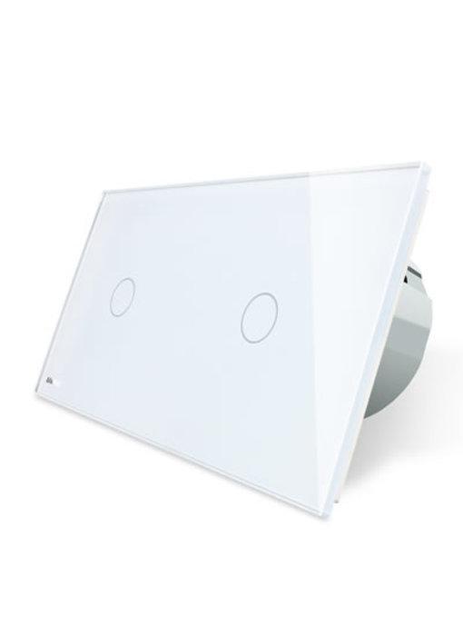 Livolo Touch-Schalter | 2 x einpolige