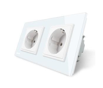 Livolo Socket | Dual | EU