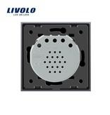 Livolo Module | Design Touch Dimmer (universal) | 1 Gang 1 Way