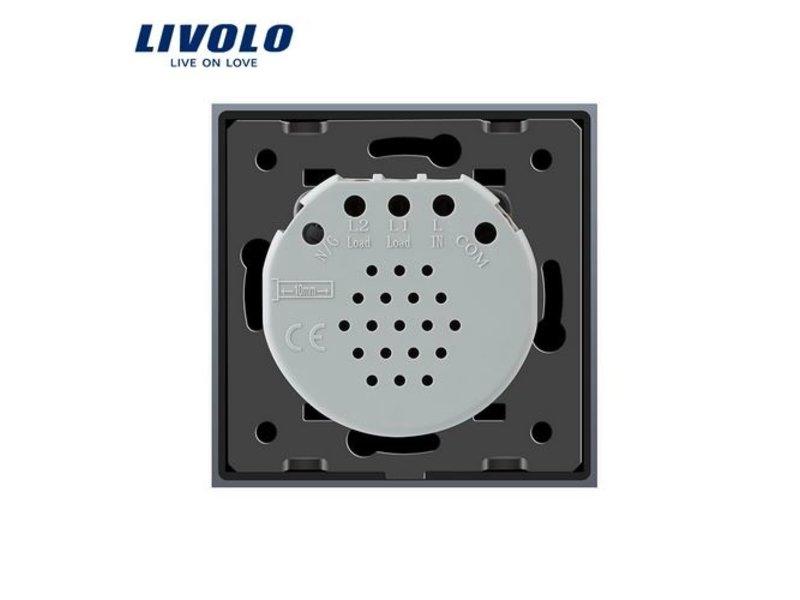 Livolo Module | Design Touch Dimmer (universeel) | Enkelpolig | 1-polig