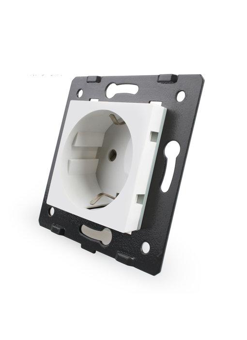 Livolo Socket Module | 1 Hole | EU