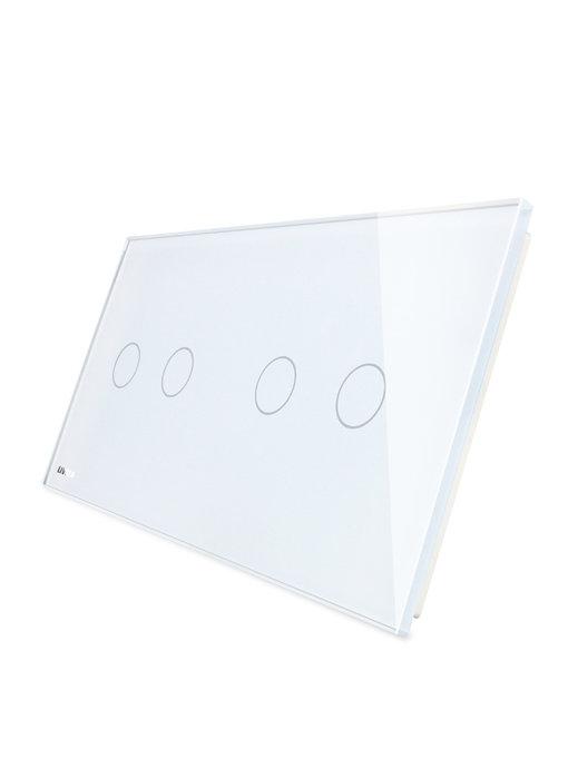 Livolo Glaspaneel | Serie + Serie