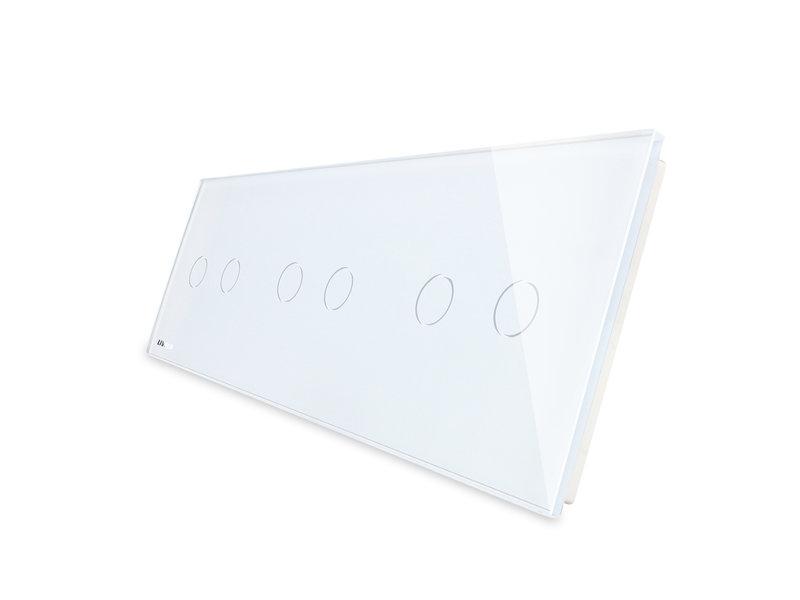 Livolo Design Glaspaneel | 3 x Serie | 3 Raams