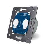 Livolo Design Touch Switch Module | 2-Gang + 2-Way