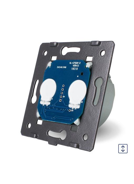 Livolo Module | Touch Schakelaar | Zonwering