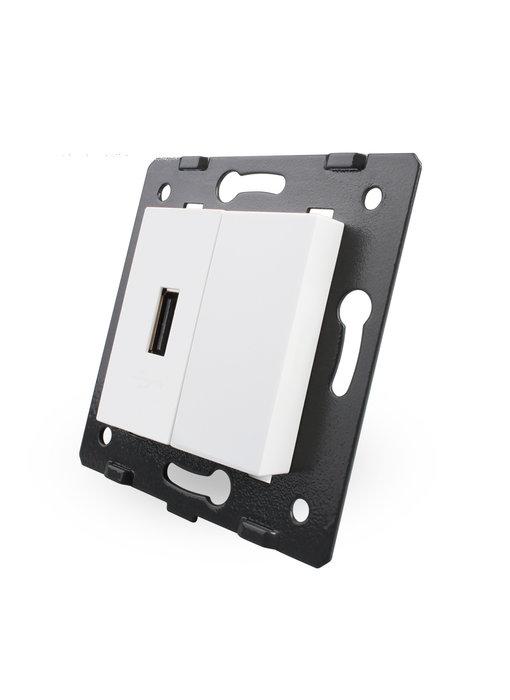 Livolo USB-Modul | 1 X USB | 1 Fach
