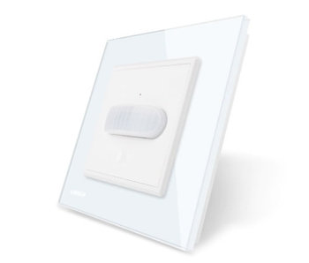 Livolo Touch Switch | PIR | Motion detector | Single pole