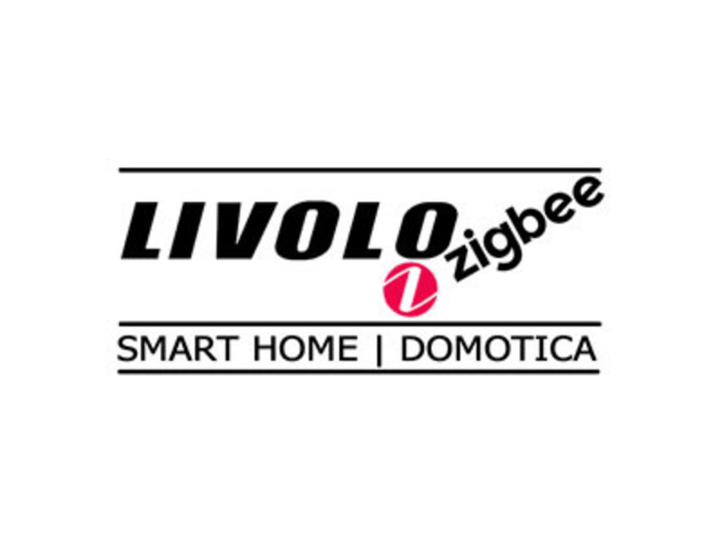 Livolo Design Touch-Schalter Modul | 2-Polig | 1 Fach | Zigbee | Smart Home
