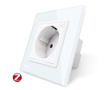 Livolo Socket outlet | Single | EU | Zigbee
