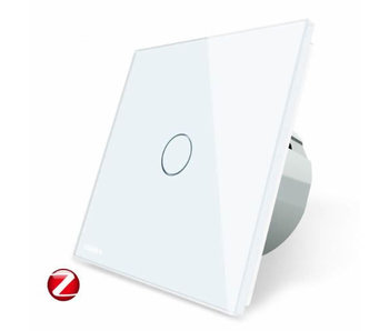 Livolo Touch Switch   1 Gang 2 Way   Zigbee