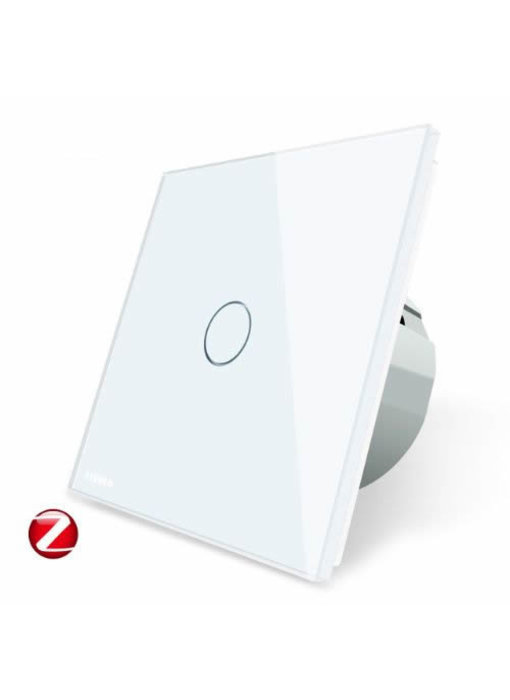 Livolo Touch Switch | 1 Gang 1 Way | Zigbee