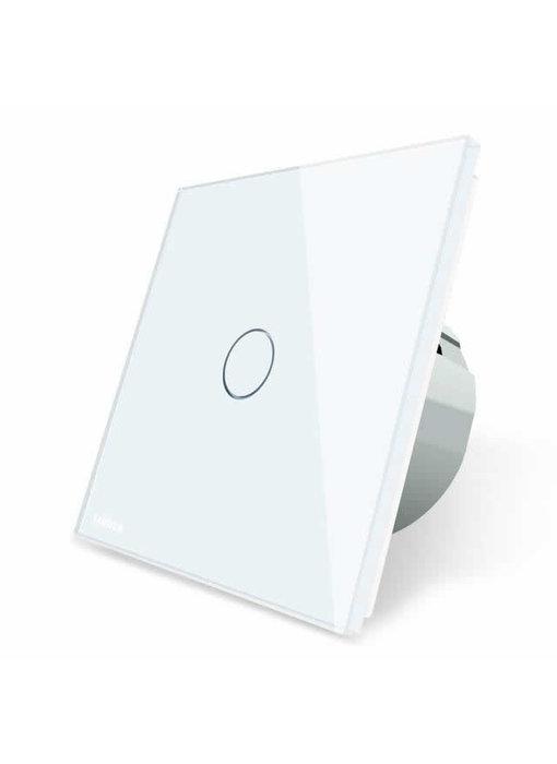 Livolo Touch Schakelaar | Enkelpolig | 12V/24V