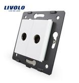 Livolo TV-Modul | 2X |  1 Fach