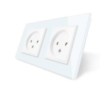 Livolo Socket   Dual   EU