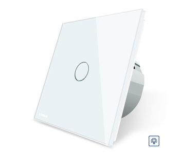 Livolo Touch Dimmer (universell) | unipolar | 1-polig