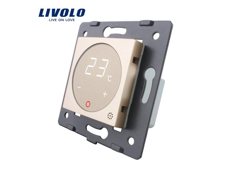 Livolo Modul Design Thermostat   Zentralheizung (Zentral)   1 Fach