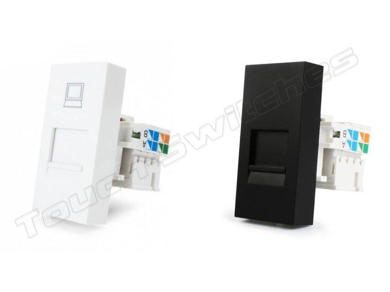 Design RJ45 Netzwerk/LAN-Modul