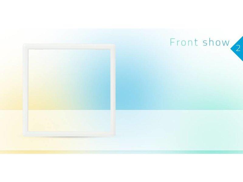 Livolo Frame | Modules (Frame rand ter vervanging van standaard chromen frame)