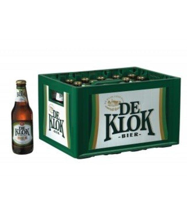 Verwonderlijk De Klok Bier krat 24x0,30L - DrankGoedkoop MW-44