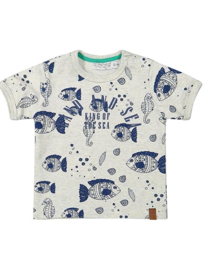 Dirkje 32A-30421 T-Shirt