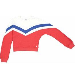 Crush denim Harlow Sweater