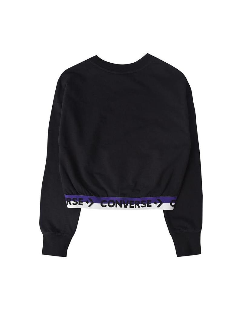Converse 468913 Wordmark sweater
