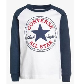Converse 968884 Chuck Patch Raglan T-shirt