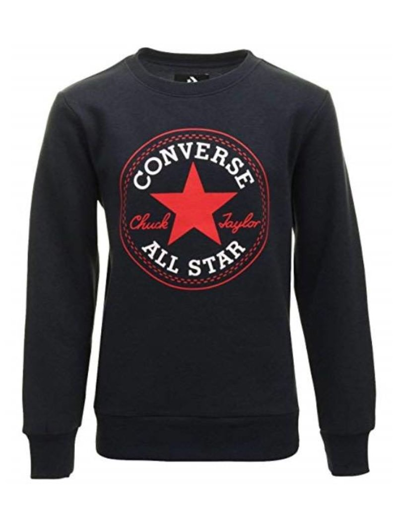 Converse 969472  Fleece Chuck Patch Sweater