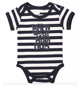 Born to be Famous NB3-03 Romper