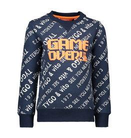 Tygo & vito Q908-6303  Sweater