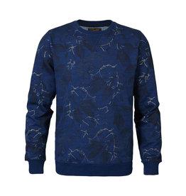 Petrol B-3090-SWR340 Sweater maat 176