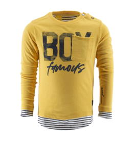 Born to be Famous Remi t shirt maat 68