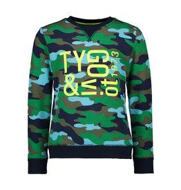Tygo & vito X002-6323 Sweater maat 104