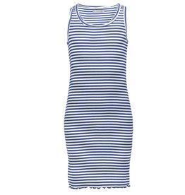Geisha 07064K Dress rib striped