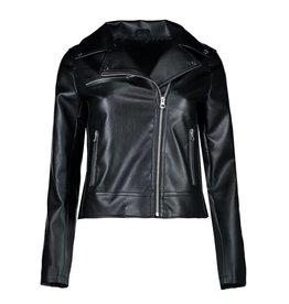 Cars Lisay Pu leather jacket