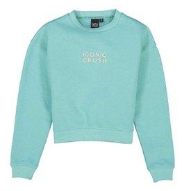 Crush denim Nola sweater