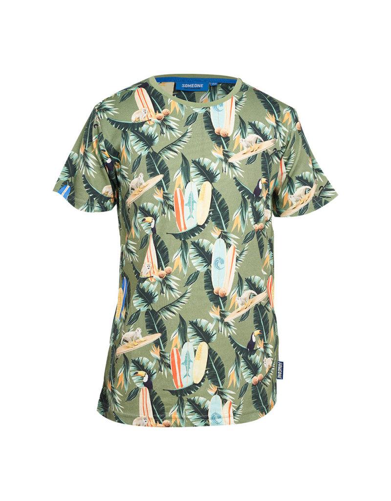 Someone Aloha T-Shirt