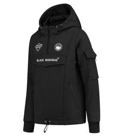 Black Bananas KFW20/003 f.c. Anorak fleece jacket