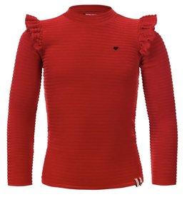 looxs 2033-7394 velvet pullover