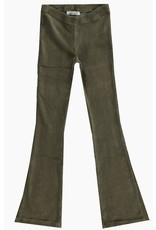 Cars Zuma velvet rib cord Flair pants