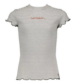 nobell Q102-3402 KimaB rib jersey T-Shirt